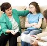 Трудности в отношениях с родителями